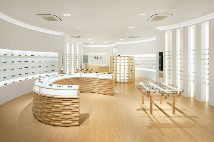 International Eyewear Gallery By Space Shisui Japan
