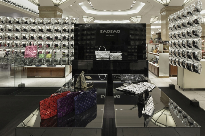 6fe803f0b0 Since its inception in 2000, Issey Miyake's Bao Bao line of handbags and  pouches have become a staple in the functional fashion market.