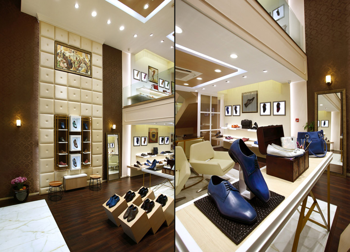 Kethini Store By 4d Chennai India 187 Retail Design Blog