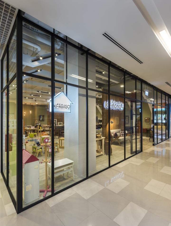 Ki store by iretail interior design company at for It company interior