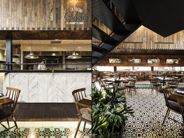 La Tequila South Restaurant By Le 243 N Orraca Arquitectos