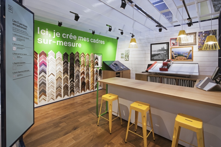 Leroy merlin store by dalziel pow le havre france retail design blog - Stores interieurs leroy merlin ...