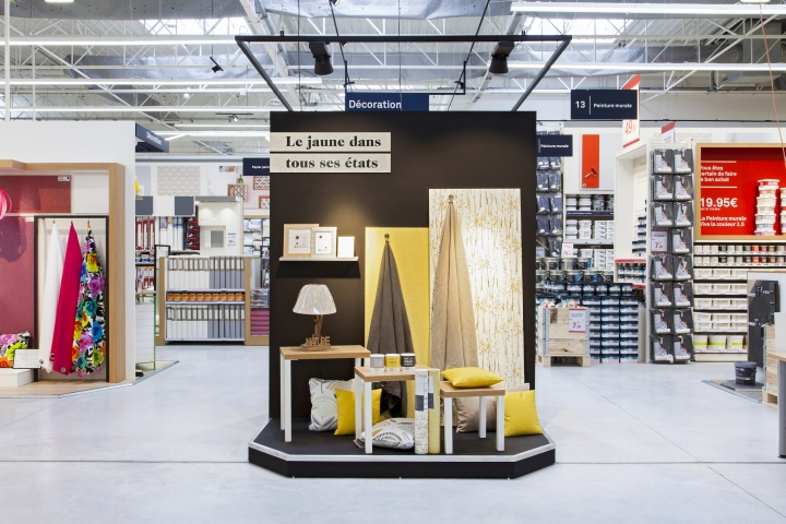 leroy merlin store by dalziel pow le havre france retail design blog. Black Bedroom Furniture Sets. Home Design Ideas