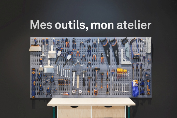 Leroy merlin store by dalziel & pow le havre u2013 france