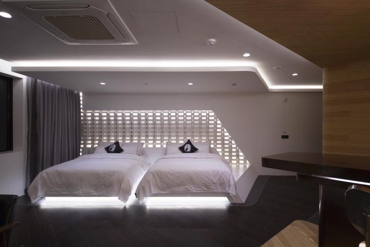 187 Lounge17 Hotel Room By Seungmo Lim Incheon Korea