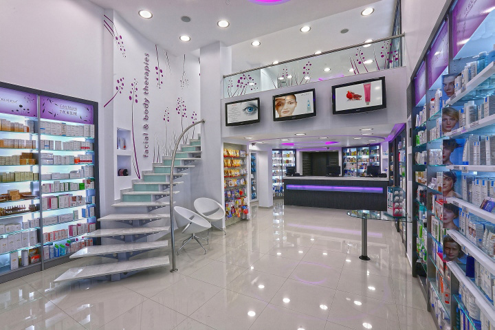Pharmacy Design Ideas perissinotti pharmacy by alessia silvestrelli store design Lydaki Nitsa Pharmacy By Lefteris Tsikandilakis Heraklion Greece Pharmacy Design Pictures Pharmacies Decorations Ideas 16531codejpg
