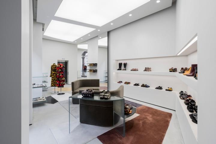 Marni Store By Luz Maria Jaramillo Milan Italy 187 Retail