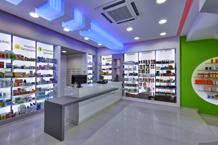 Pharmacy Design Ideas hospital pharmacy design ideas google pharmacies pinterest pharmacy design and hospitals Menegaki Helen Moisaki Lida Pharmacy By Lefteris Tsikandilakis Heraklion Greece