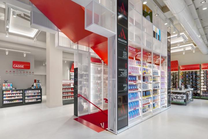 1fedc9a496c9 The new Mondadori store designed by Migliore + Servetto Architects