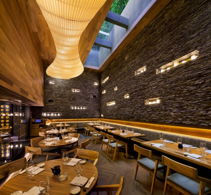 Nobu polanco restaurant by sma mexico city