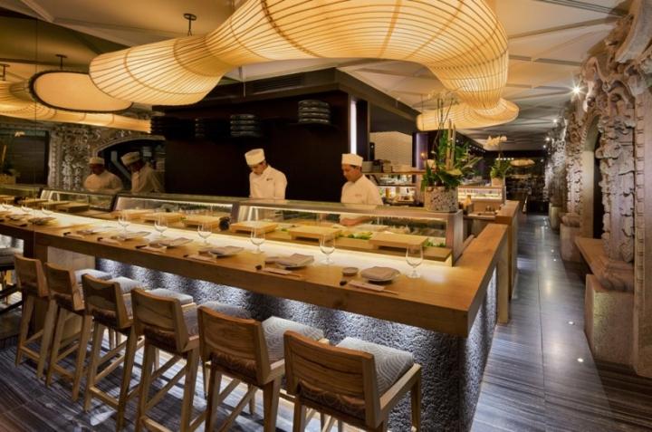 Nobu polanco restaurant by sma mexico city