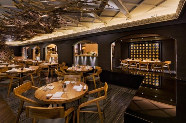 187 Nobu Polanco Restaurant By Sma Mexico City Mexico