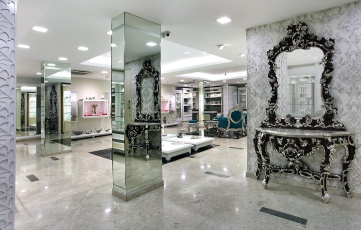 Neelkanth Jewellers Store By 4d Bangalore India