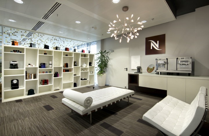 Nestl office by degw italia assago italy retail for Office design italia srl