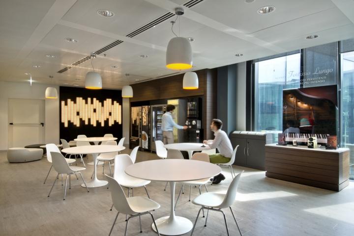 187 Nestl 233 Office By Degw Italia Assago Italy