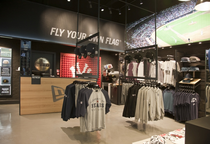 New Era Store by Checkland Kindleysides at Westfield Stratford ... 5adad3334bc