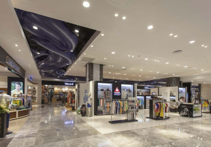 187 Shanghai New World Daimaru Department Store By J Front