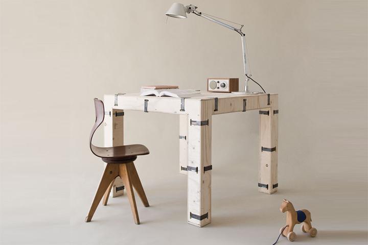 Modular table retail design blog for Table design mobile