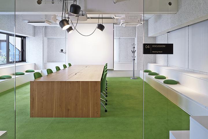 Retail Design Blog Plenus Inc Office By Naoya Matsumoto