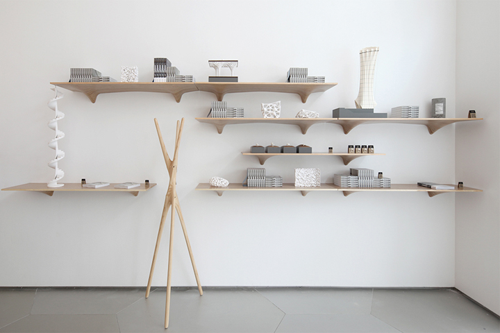 Wall shelves design pictures