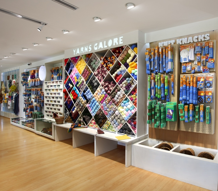 4d retail design blog for Art craft online store