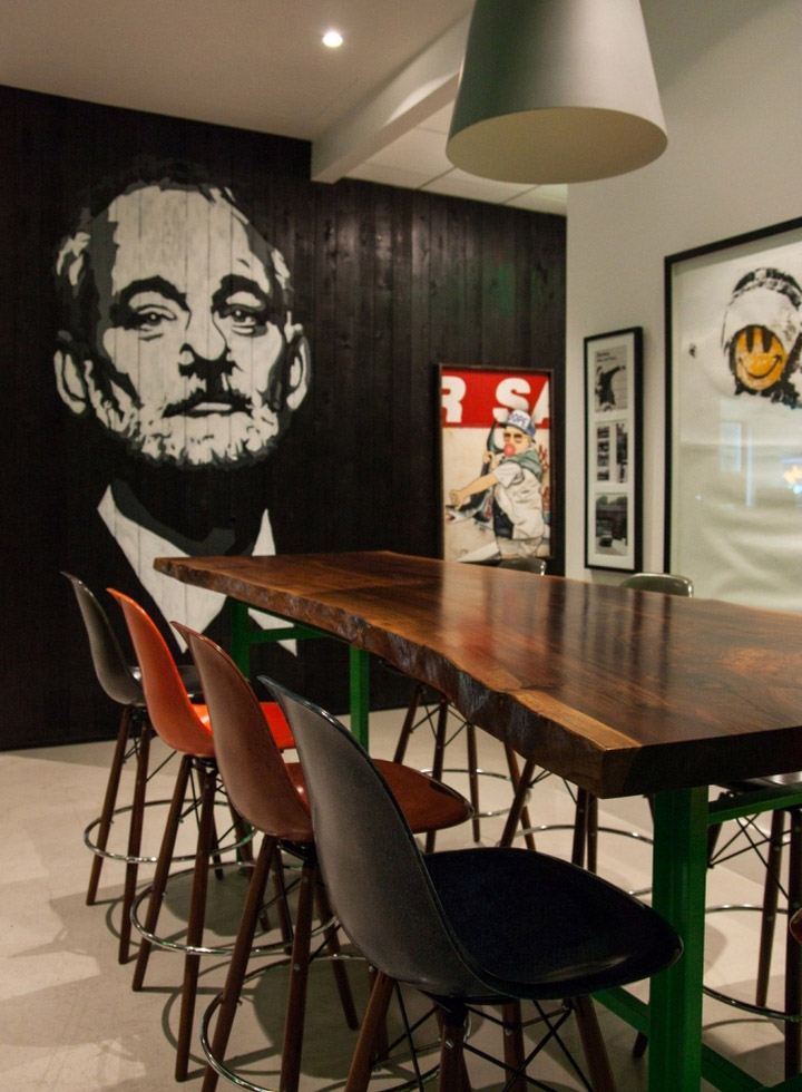 chive austin office. Resignation Media / TheCHIVE Offices By Chioco Design, Austin \u2013 Texas » Retail Design Blog Chive Office