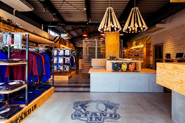 187 Standin Baseball Store By Design Office Dress Fukuoka