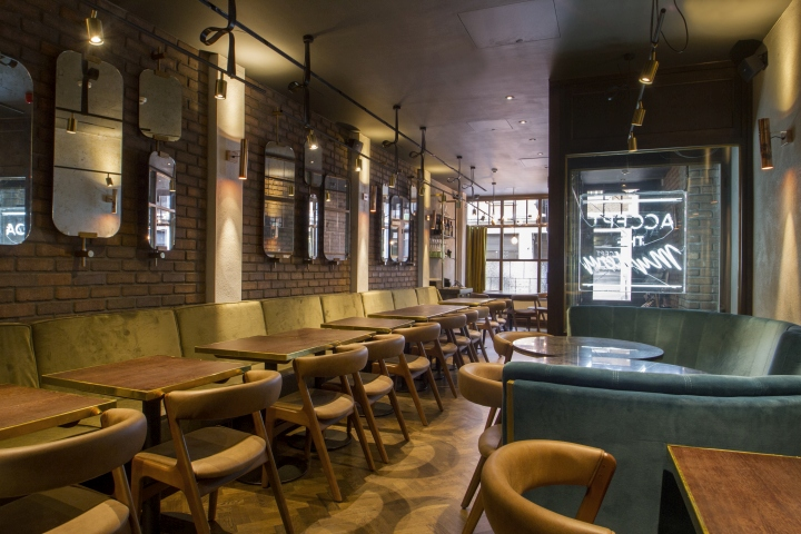 187 Sackville S Bar Amp Grill By B3 Designers London Uk