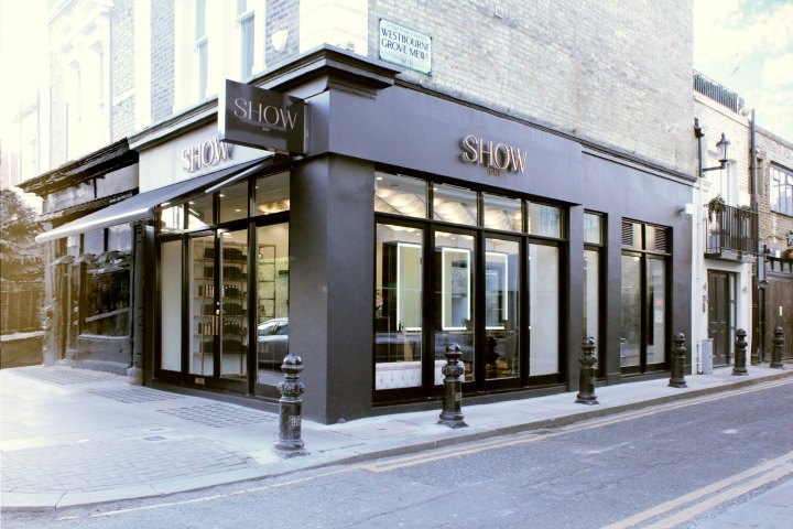 show dry by wilson holloway london uk retail design blog