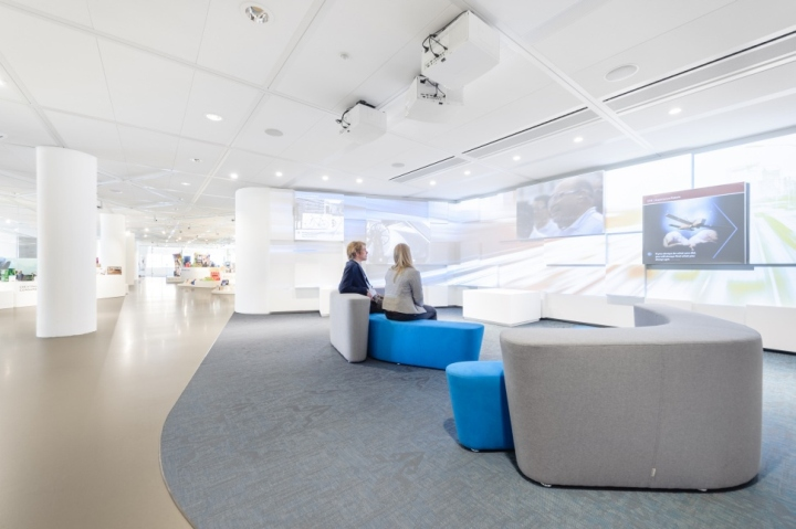 187 Smurfit Kappa Global Experience Centre And Office By