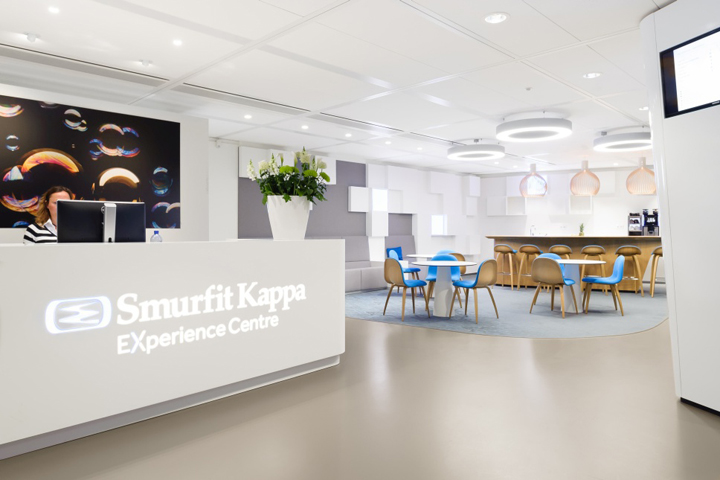 Smurfit Kappa Global Experience Centre And Office By