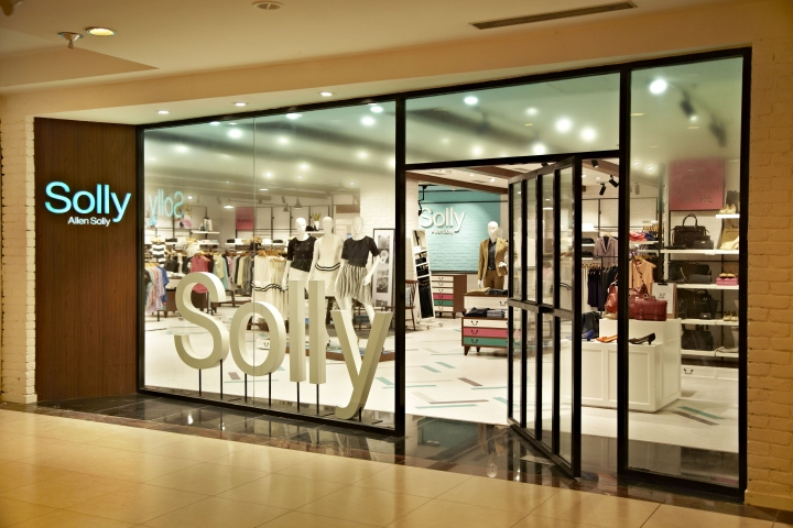 Solly By Allen Solly Store By Restore New Delhi India