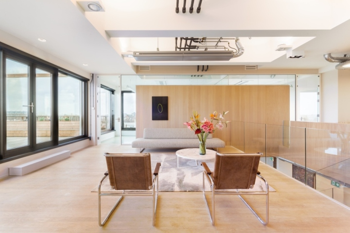 Stek law office by fokkema partners amsterdam for Firm design