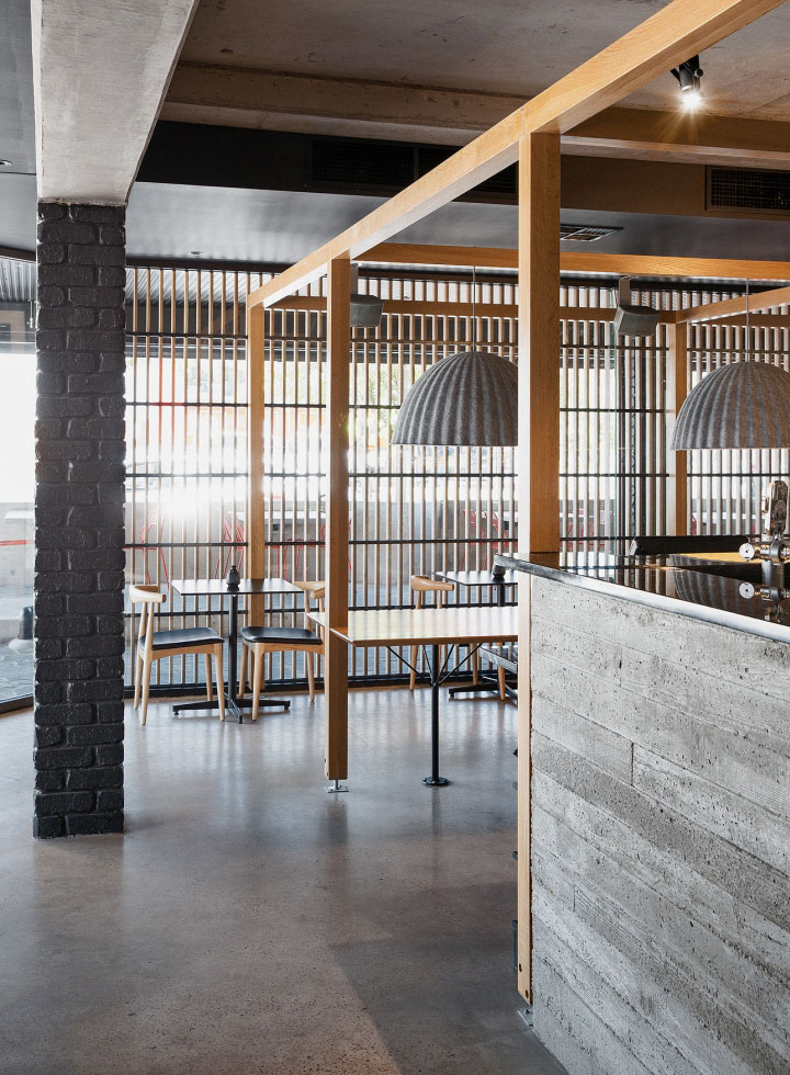 Sushi planet restaurant by xtra shiny adelaide for Adelaide design