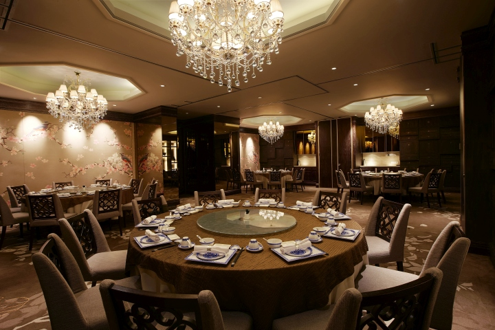 taste paradise restaurant by metaphor interior at plaza indonesia jakarta indonesia - Travertine Restaurant 2015
