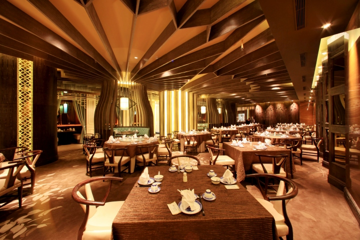 187 Taste Paradise Restaurant By Metaphor Interior At Plaza