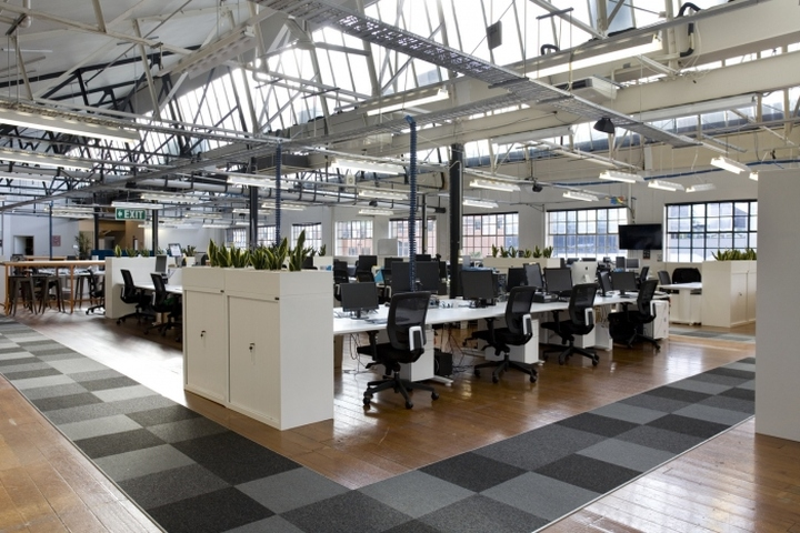 187 The Icehouse Coworking Offices By Spaceworks Auckland