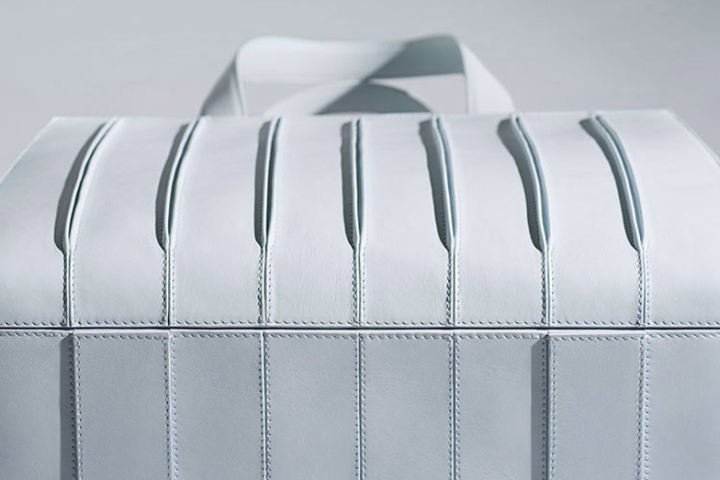 a503525add0 » The Whitney Bag by Renzo Piano for Max Mara