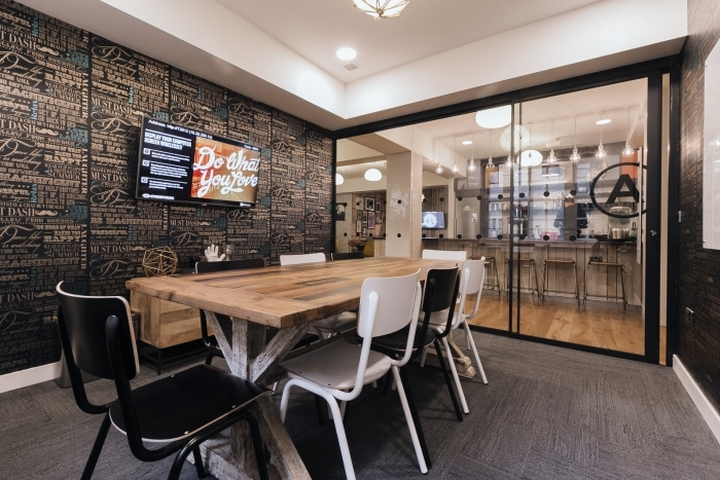 u00bb wework coworking offices by oktra  london uk