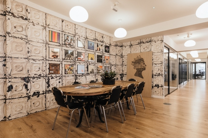 187 Wework Coworking Offices By Oktra London Uk