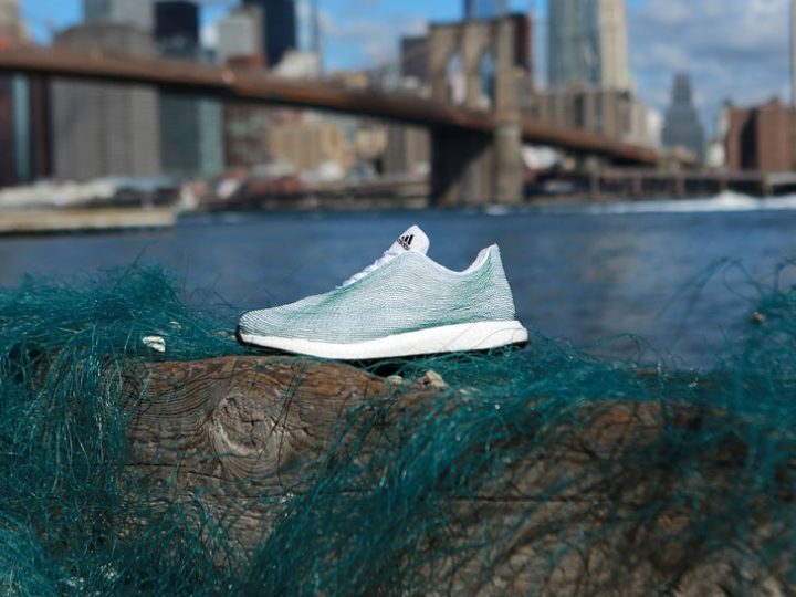 b7628c1bede6 From Trash To Treasure Adidas Designs Shoes Made Of Ocean