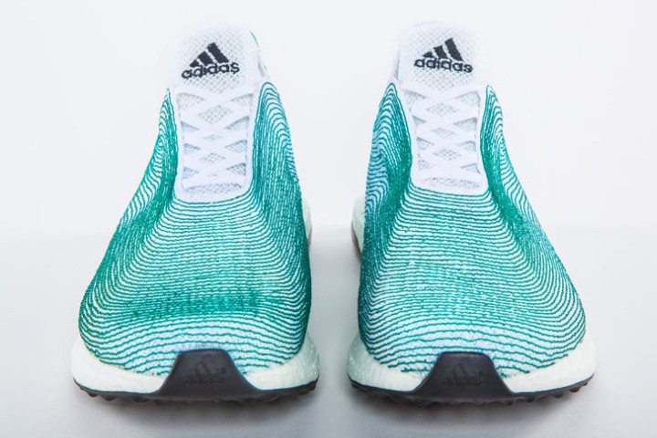 adidas x Parley: Shoes Made From Ocean Plastic
