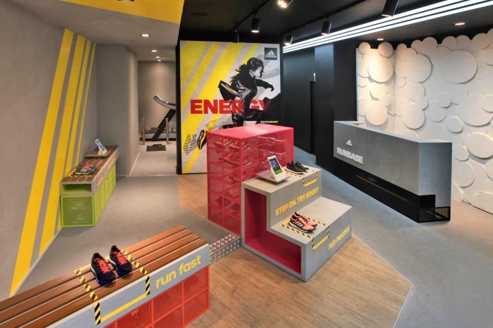 187 Adidas Runbase Store By Dinn Milan Italy
