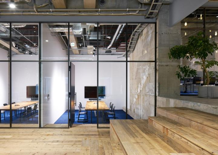 Akqa Office By Torafu Architects Tokyo Japan Retail