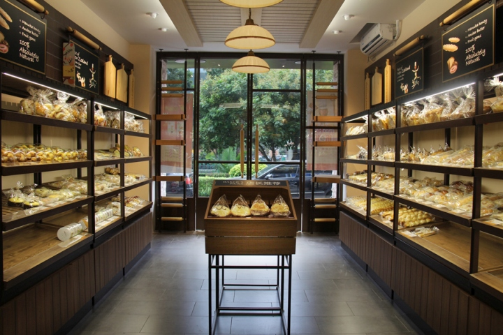ANDERSEN Bakery By Prospace Asia, Xiamen U2013 China