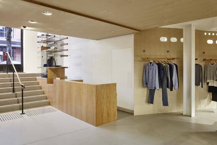 a p c store by laurent deroo sydney australia retail. Black Bedroom Furniture Sets. Home Design Ideas