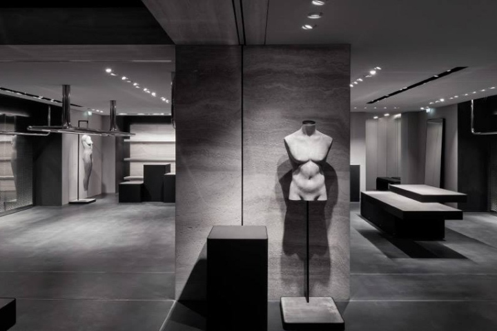 187 Alexander Wang Store By Vincent Van Duysen London Uk