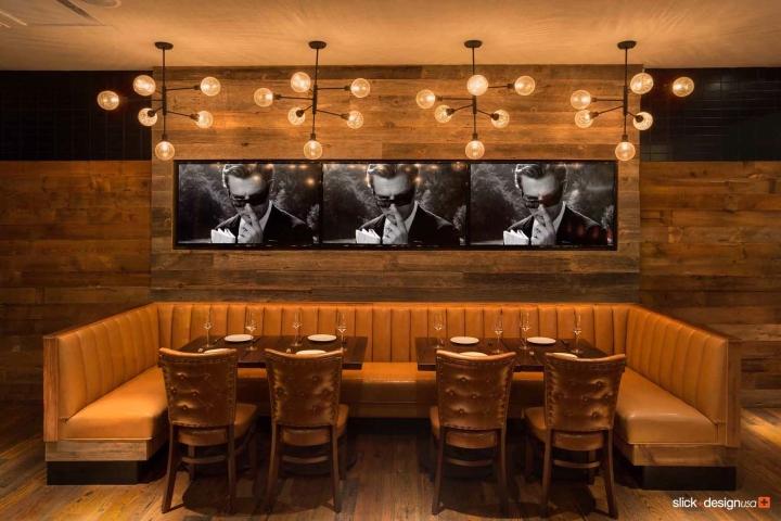 Angelo's Wine Bar by Slick+Designusa, Chicago – Illinois » Retail ...