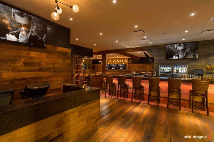 187 Angelo S Wine Bar By Slick Designusa Chicago Illinois