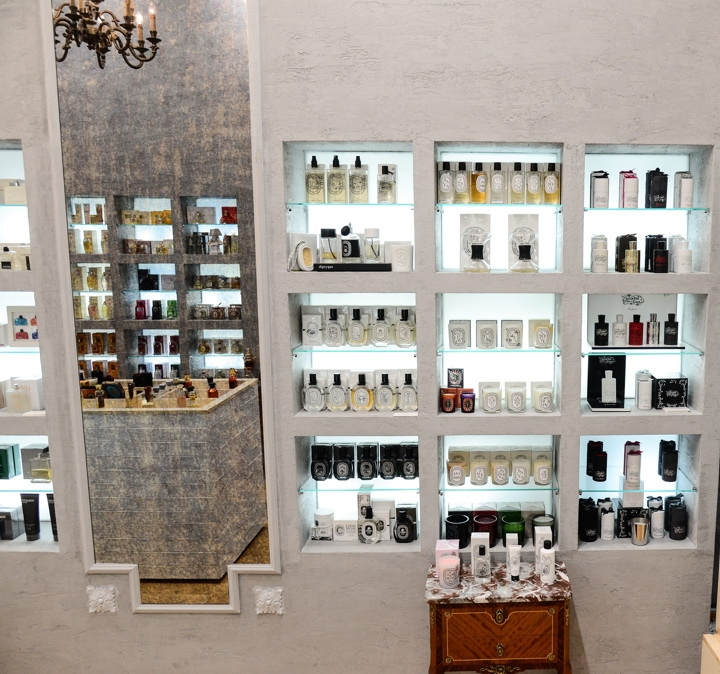 Beautik Haute Parfumerie By Omid Ghannadi Bucharest